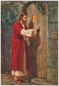 Kopogtató Krisztus